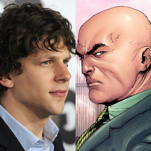 Jesse Eisenberg aka Lex Luthor en passe de rejoindre la Suicide Squad?