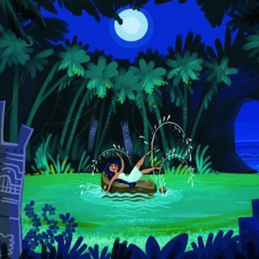 Disney annonce le film d'animation Moana pour 2016