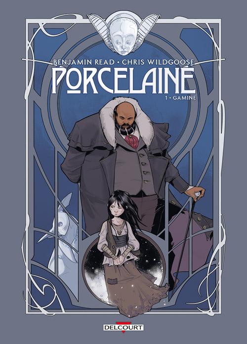 On a lu…Porcelaine – Tome 1 : Gamine