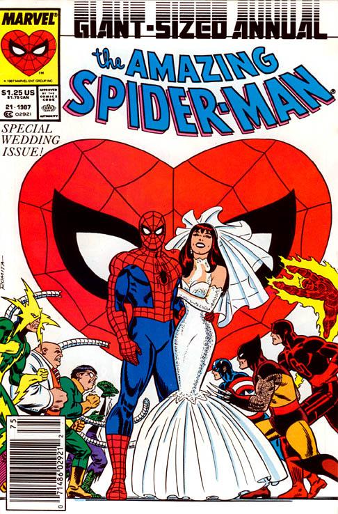 spider-manwedding
