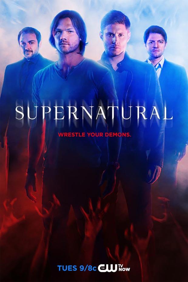 On a vu… que Supernatural est de retour pour la saison 10