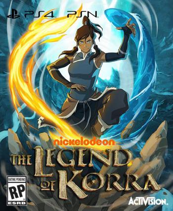 La Légende de Korra: Le Cinquième Élément