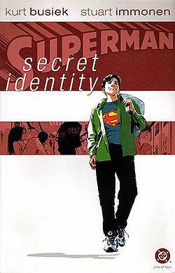 Secret Identity #1