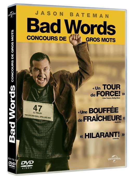 MOVIE MINI REVIEW : critique de Bad Words