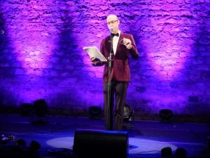 Cecil Baldwin, présentateur du Welcome To Night Vale.