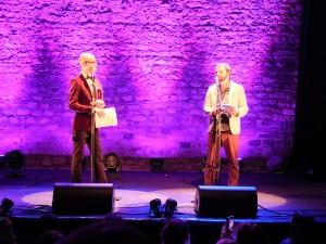 Cecil et Joseph Fink. photo Déborah Gay / le Daily Mars