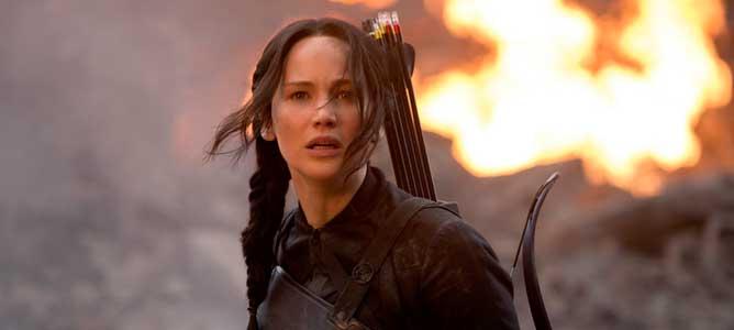 MOVIE MINI REVIEW: critique de The Hunger Games La Révolte Partie 1