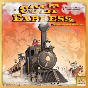 Image 1 - Colt Express Boite