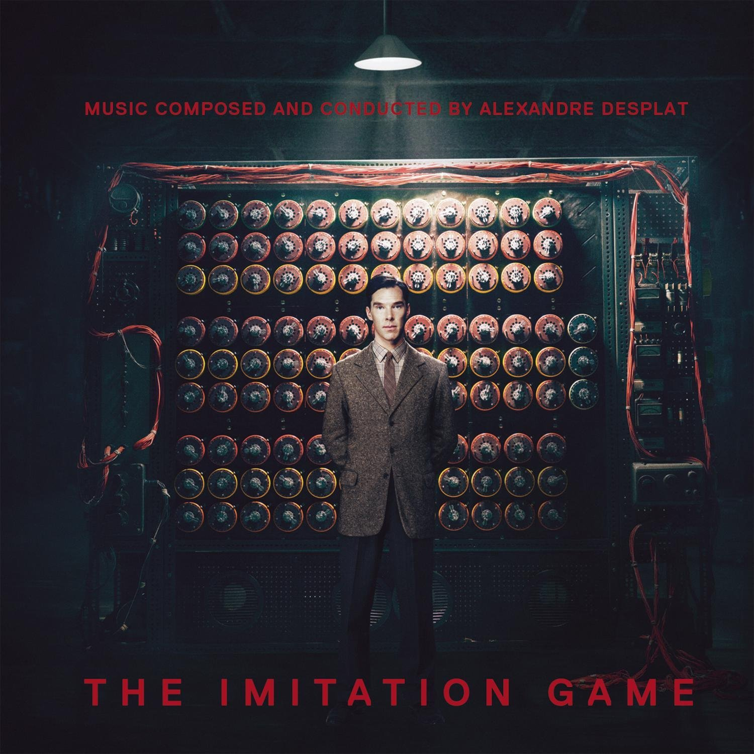 Music Mini Review : OST The Imitation Game d'Alexandre Desplat (Sony Classical)