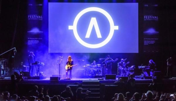 Axiom, présenté en seconde partie du ciné-concert. (Photo : Jean-Claude Guilloux)