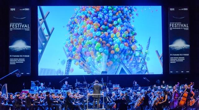 Festival des Musiques à l'Image : compte rendu du concert au Grand Rex