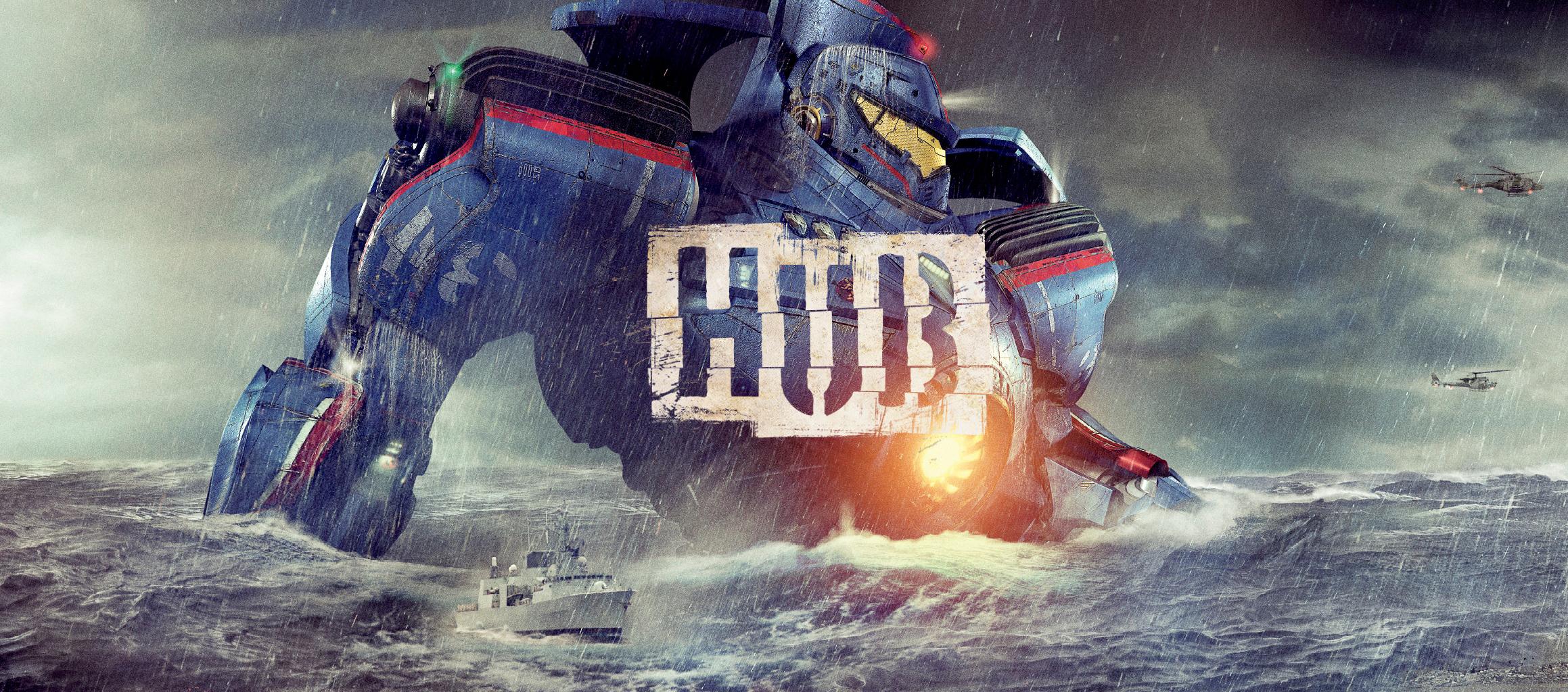 Pacific Rim - Hub #1 Banner