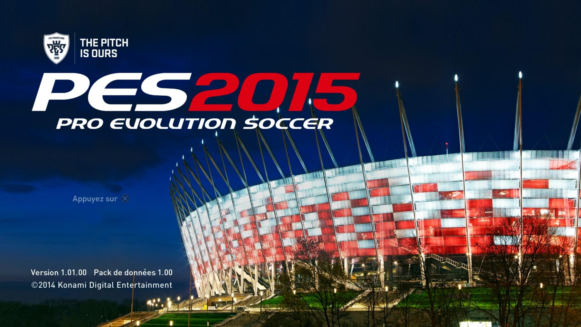Pro Evolution Soccer 2015 : la critique