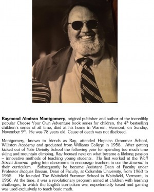 R.A. Montgomery Obit for FAcebook and others_obb_rb