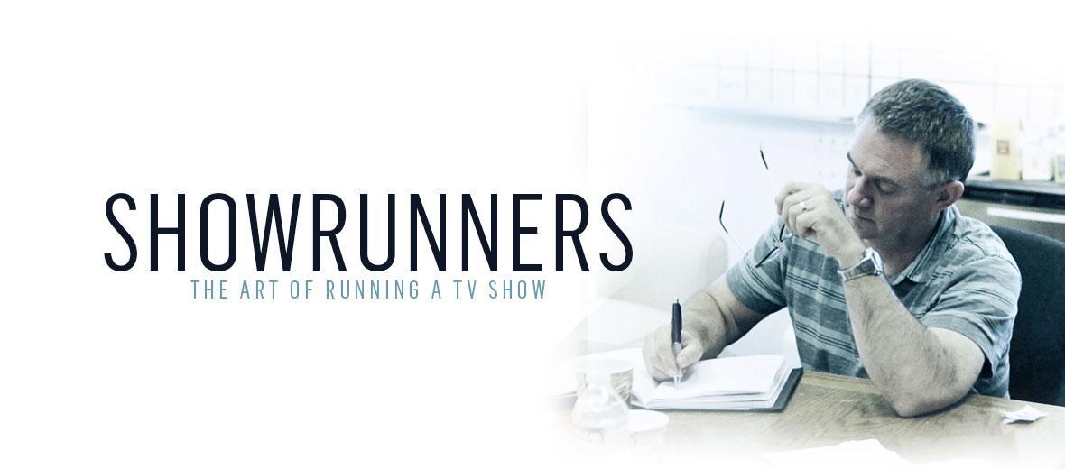 Documentaire «Showrunners» : interview de Des Doyle (1/2)