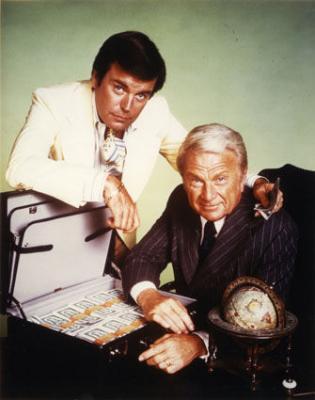 Switch, avec Robert Wagner (un des acteurs fétiches de Larson) et Eddie Albert.