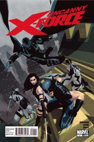Uncanny X-Force