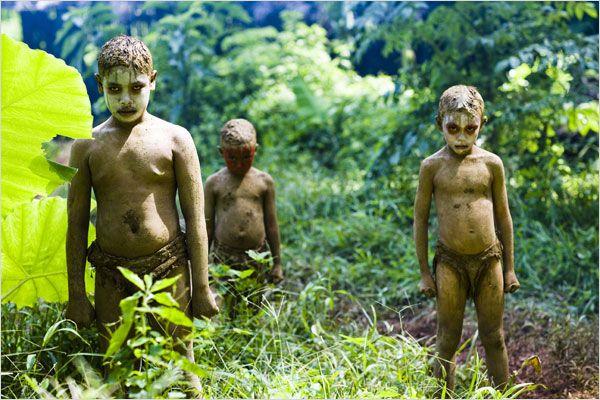 Les enfants sauvages de Vinyan.