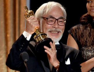 Hayao Miyazaki, oscarisé pour son oeuvre!
