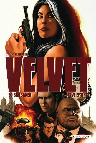 On a lu…Velvet – Tome 1 : Avant de mourir