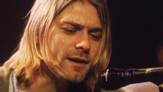 Un documentaire officiel sur Kurt Cobain en 2015