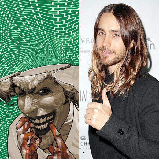 Jared Leto, le nouveau Joker?