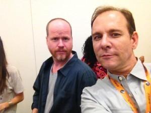 photo prise lors de la réunion au Comic Con pour les 10 ans de Firefly