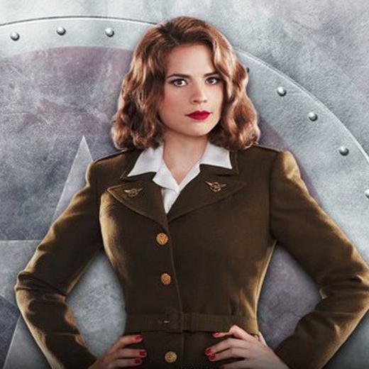 Peggy Carter va rendre une visite à Ant-Man