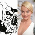 Margot Robbie en Harley Quinn pour le Suicide Squad?