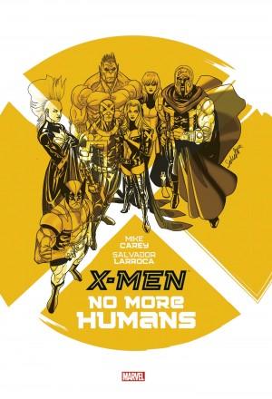 X-men - No more humans