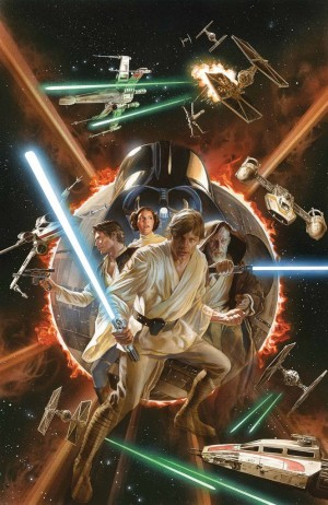 Star Wars par Alex Ross