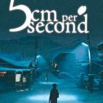 Re-Anime: 5 Centimètres par Seconde (de Makoto Shinkai)