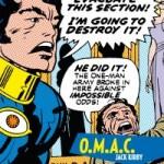 On a lu…O.M.A.C. de Jack Kirby
