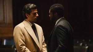 Morales face à un procureur juste mais inflexible (David Oyelowo, toujours impeccable)