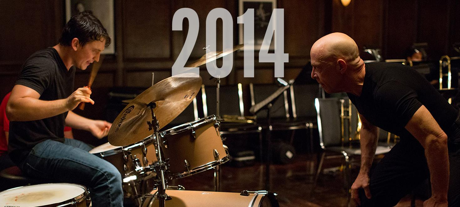 2014, Une Belle Année de Cinéma : Le Top 10 de la Rédaction