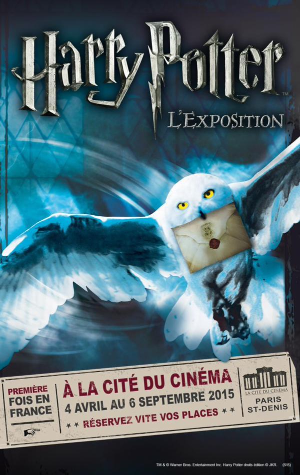 Harry Potter, l'exposition débarque en France au printemps