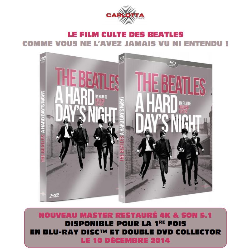 Hard Day's Night Blu Ray