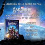 Concours Les Gardiens de la Galaxie