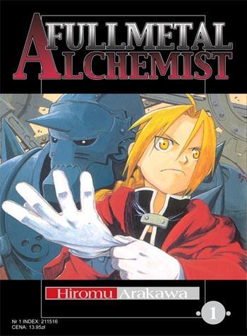 FullMetal_Alchemist_manga_okladka_1
