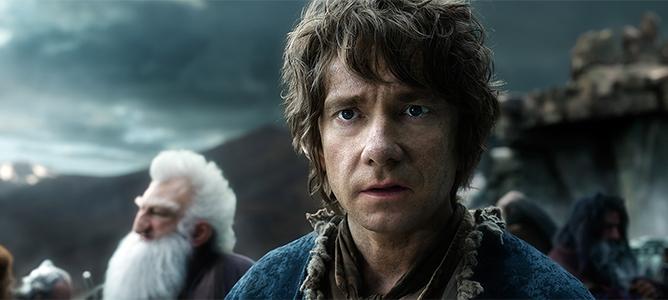 MOVIE MINI REVIEW : critique de Le Hobbit : La bataille des cinq armées