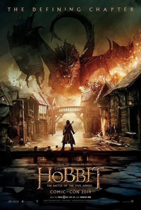 Le Hobbit Désenchanté (Critique du Hobbit : La Bataille des Cinq Armées)