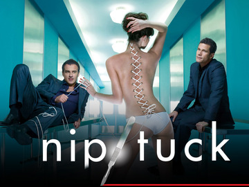 Nip/Tuck, une oeuvre symbolique de Murphy à plus d'un titre. Photo Mark Seliger/FX