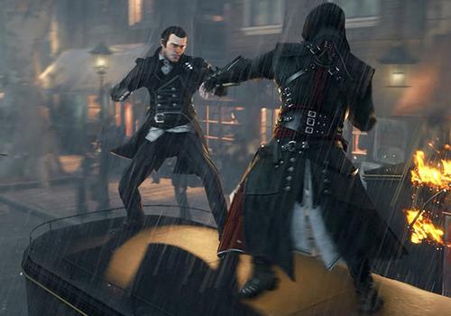 Assassin's Creed 2015 leaké: direction Londres