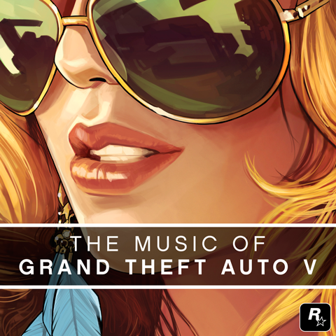 Music Mini Review : The Music of GTA V (Mass Appeal/Differ-Ant)