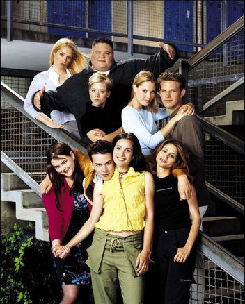 Popular, la première série cocréée par Murphy. Il y a 15 ans, déjà.