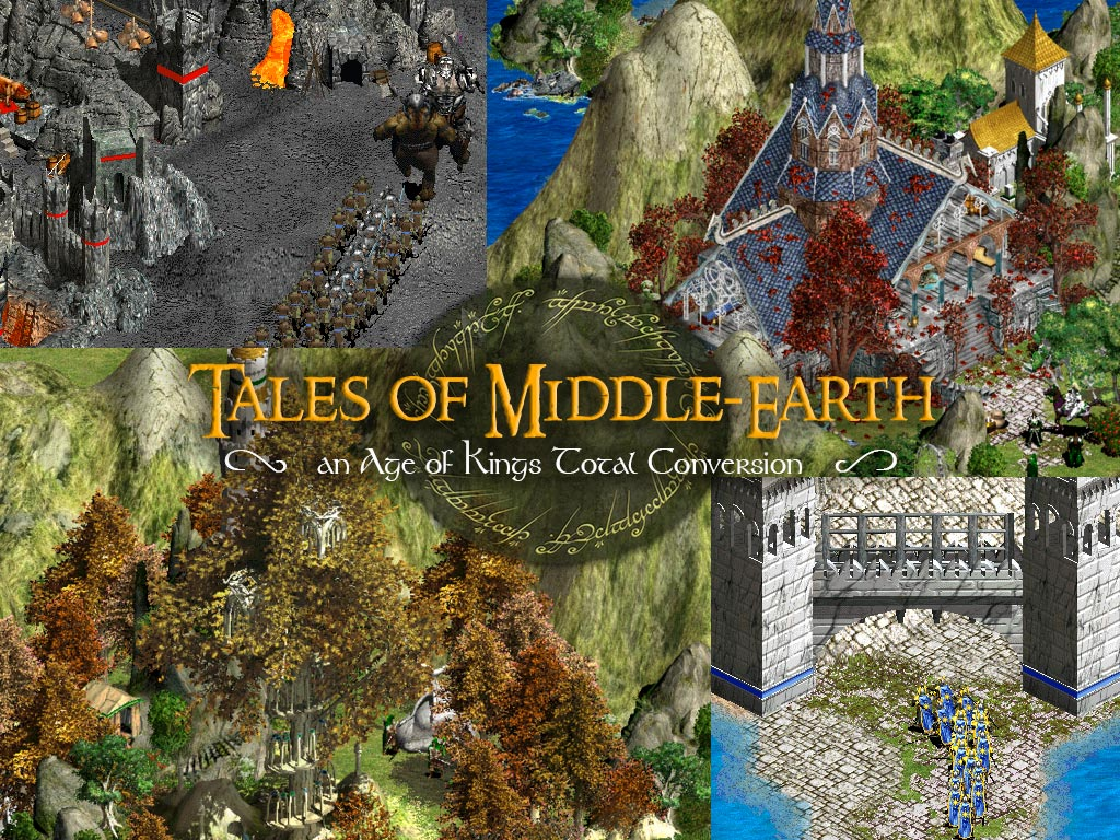 tales of middle earth