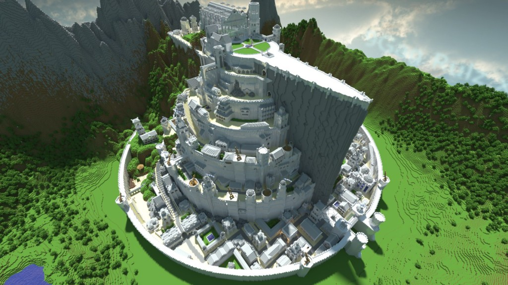 the-lord-of-the-rings-minecraft-screenshot-1