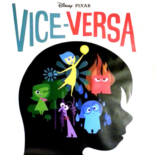 Vice-Versa, le trailer du nouveau Pixar de Pete Docter