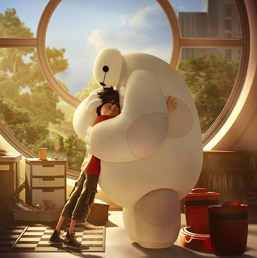 Disney en patron – Critique des Nouveaux Héros