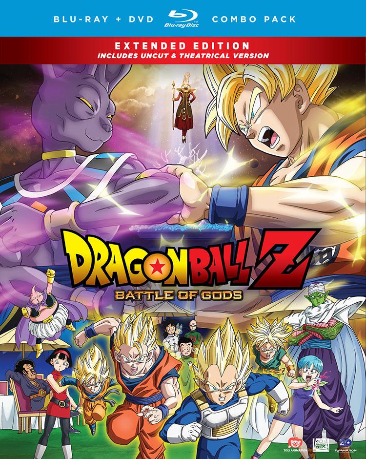 DBZ – Battle of Gods débarque sur Canalplay